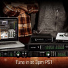 Universal Audio – Live NAMM Webcasts with Special Guests