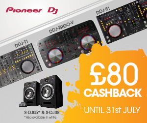 Pioneer Cashback Offer