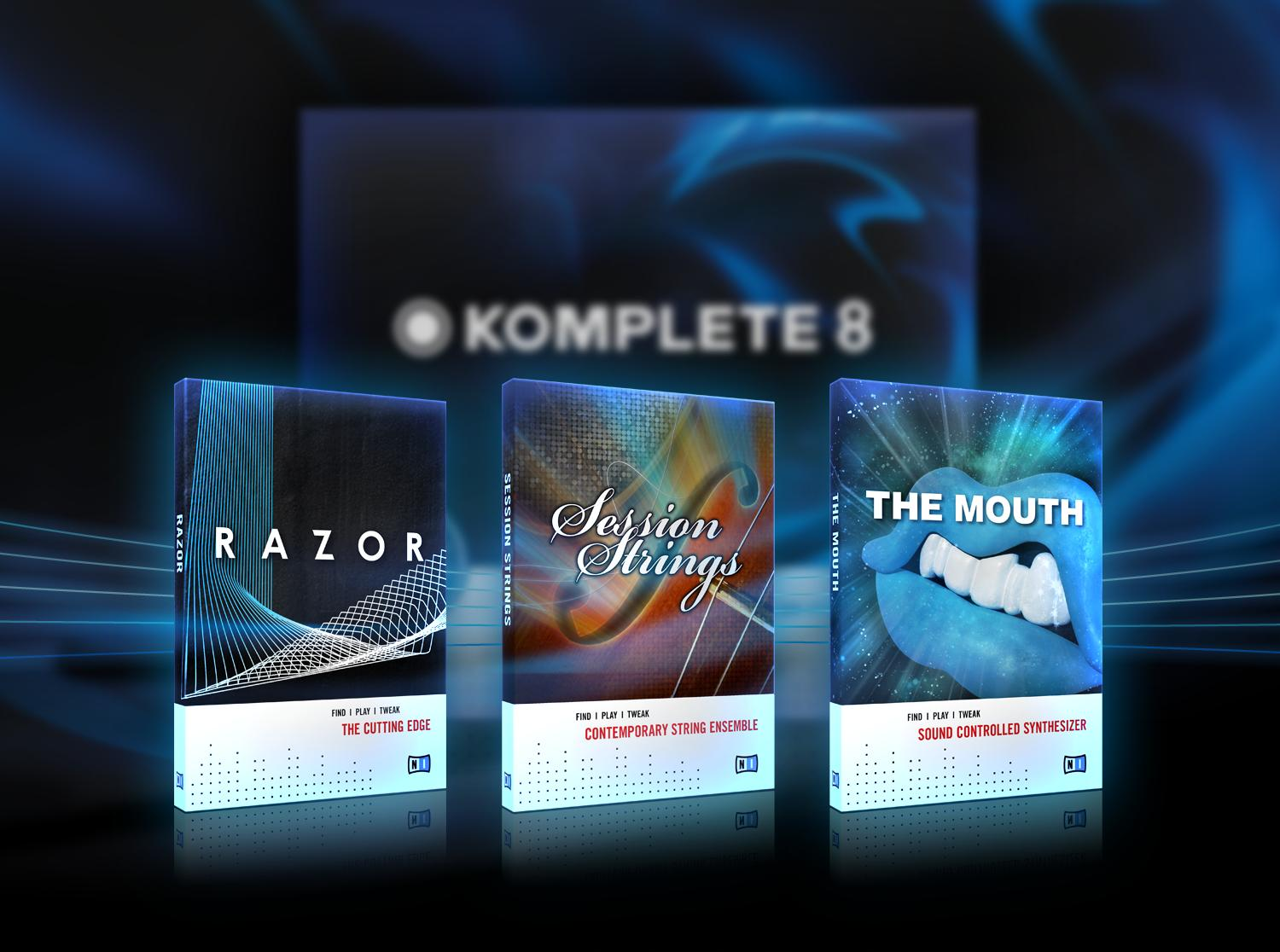 Komplete 8 Summer Offer @ Scan