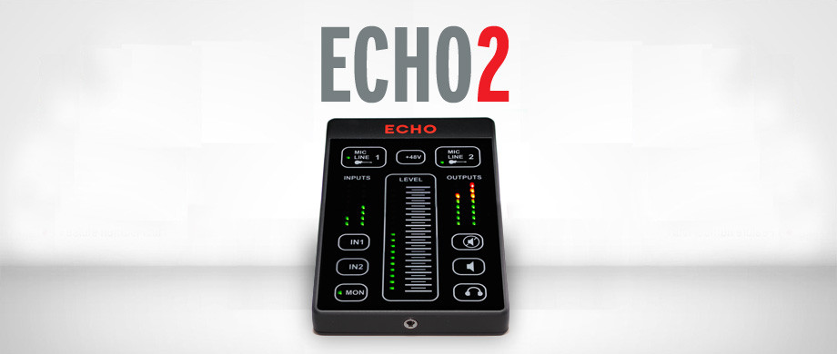 Echo 2 Interface from Echo