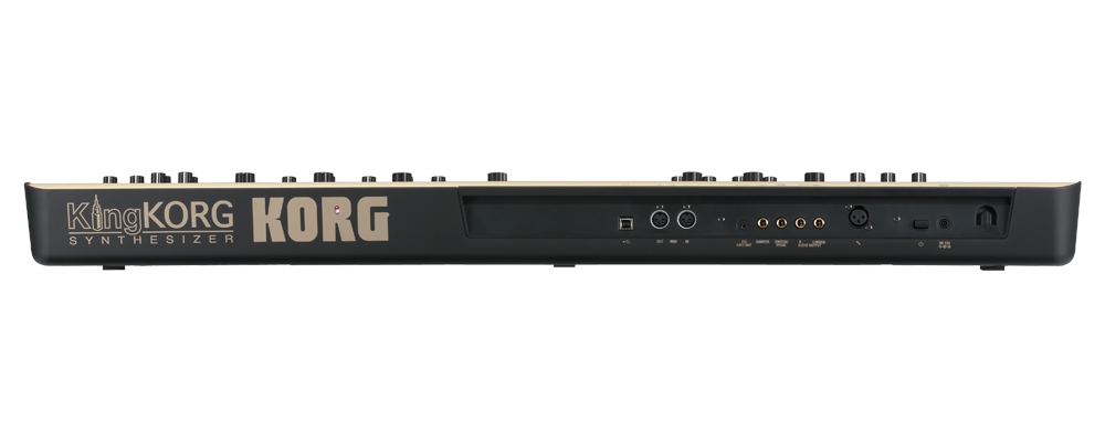 KingKorg Rear