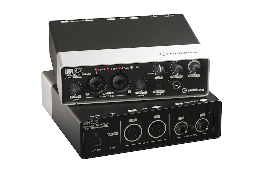 Steinberg UR22 USB Interface