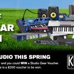 Focusrite Spring Giveaway.
