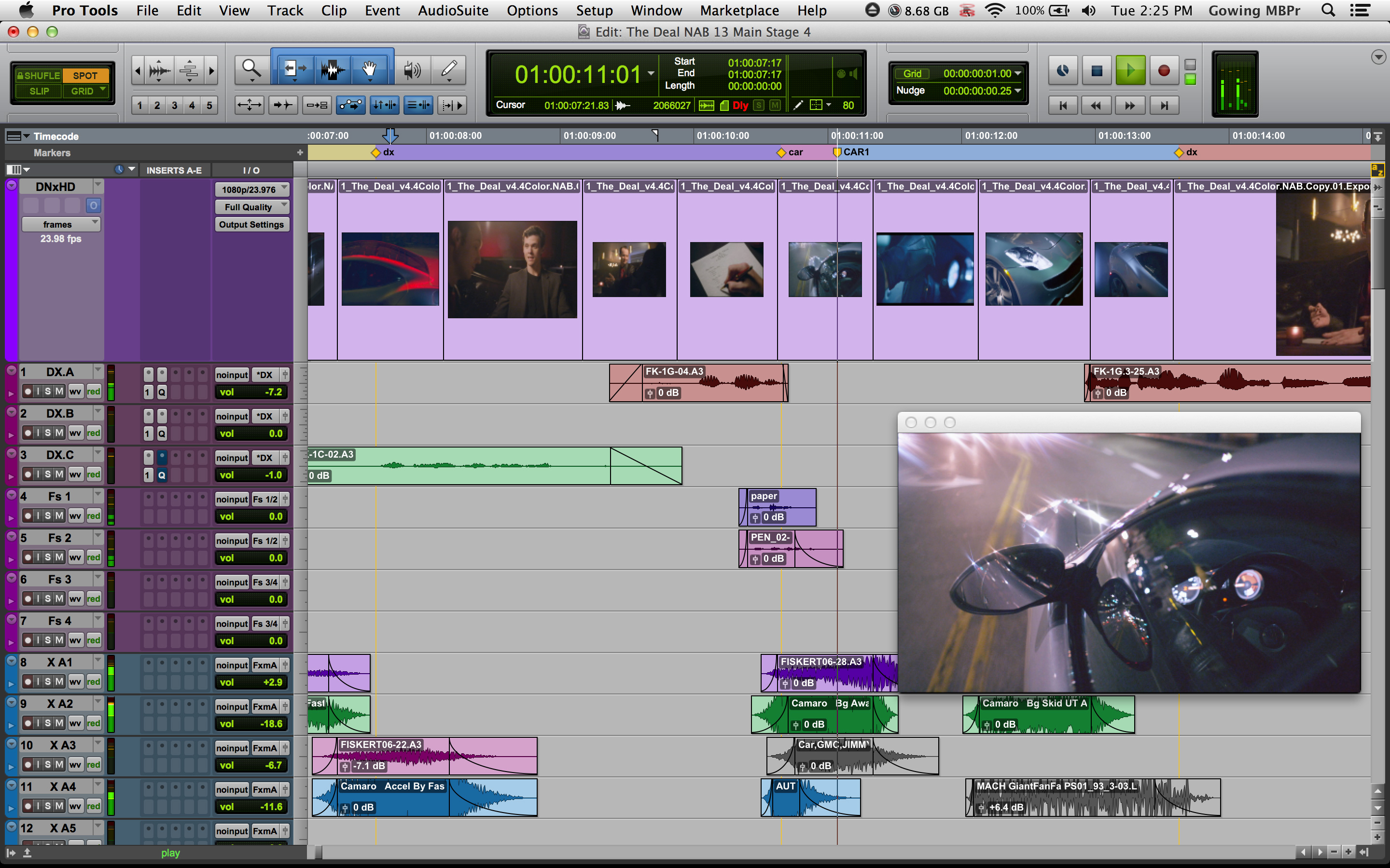 pro tools  announced  audio engine  bit architecture scan pro audio