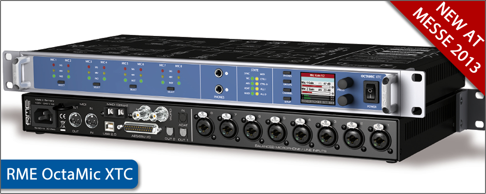 RME | Scan Pro Audio