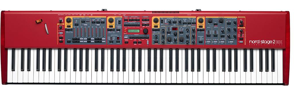 Nord-Stage-2-EX-HA88 Keyboard
