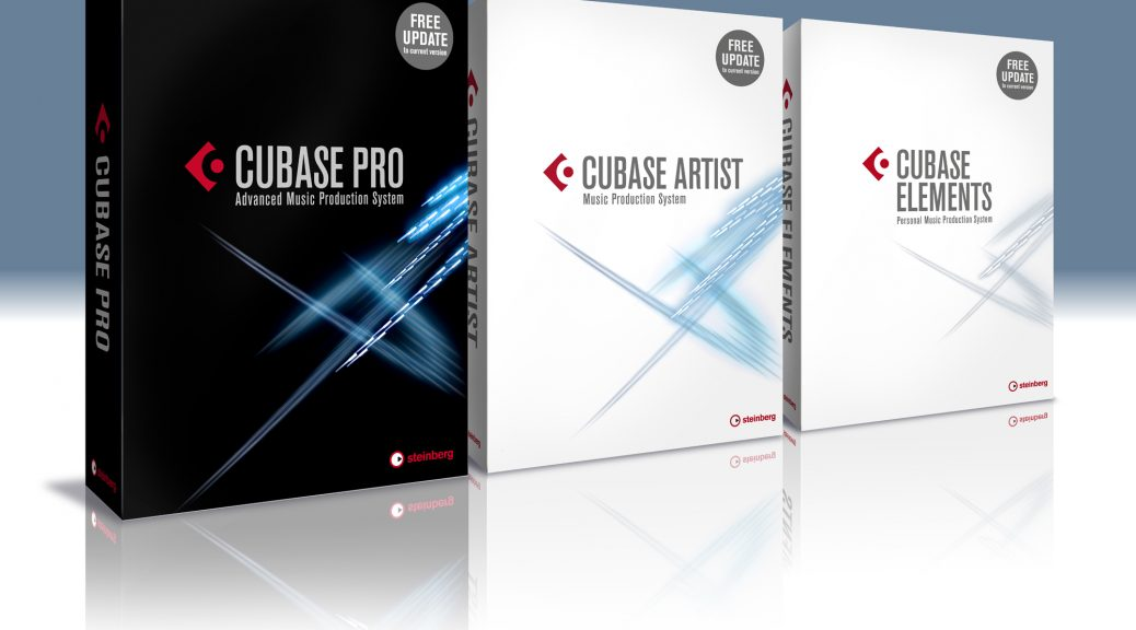 Cubase | Scan Pro Audio