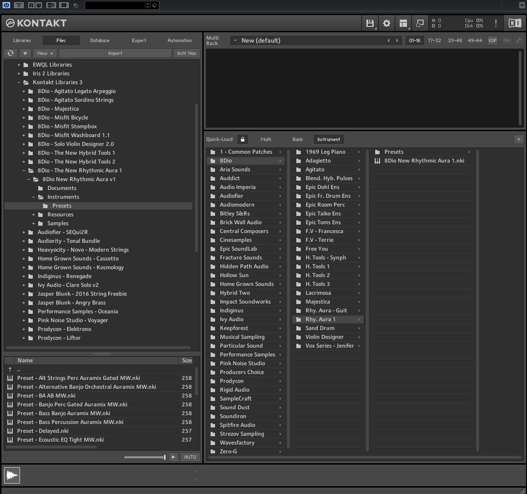 Native Instruments | Scan Pro Audio