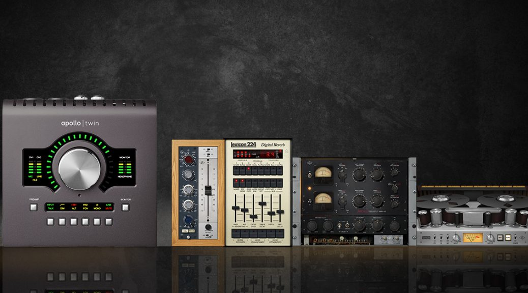 Universal Audio Return With More Fantastic Q4 Promotions