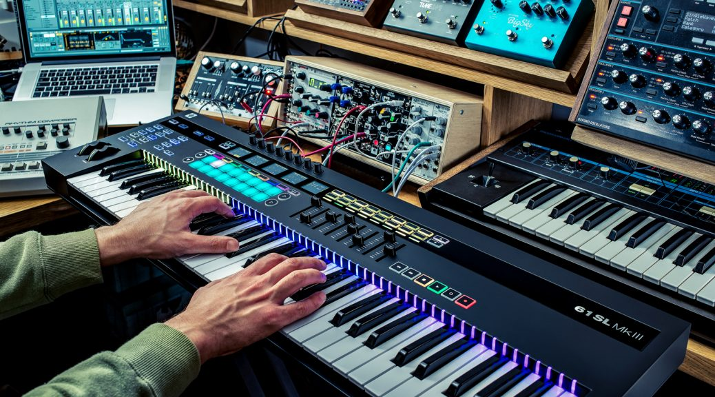 Novation SL61 MKIII