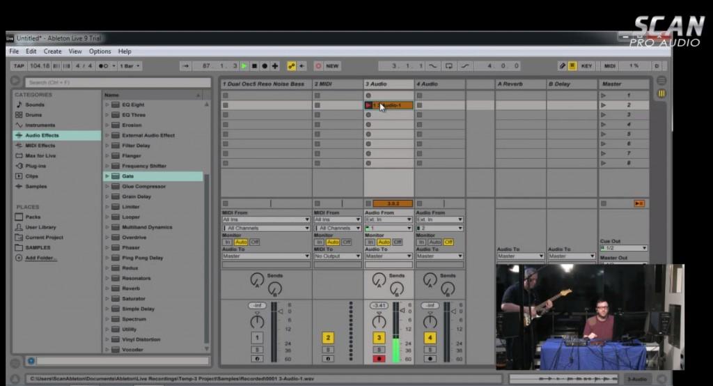 Ableton 9 Webcast