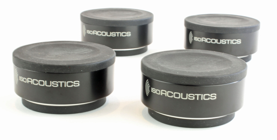 IsoAcoustic Puck