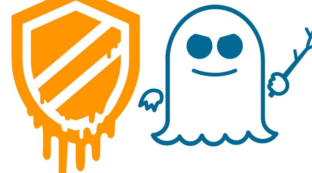 Meltdown and Spectre Logos